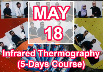 <strong>Infrared Thermography (5 Days Course)</strong>