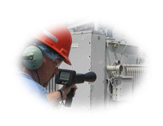 ultrasound electrical inspection